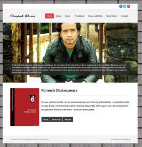 Deepak-Rana-Books